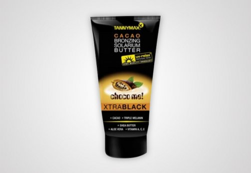 Tannymaxx Xtra Black Power Butter 100ml