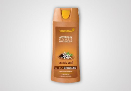 Tannymaxx Cocoa Me After Sun Bronzer 250ml