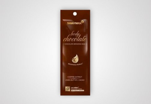 Tannymaxx Body Chocolate Bronzing Milk Lotion 15ml