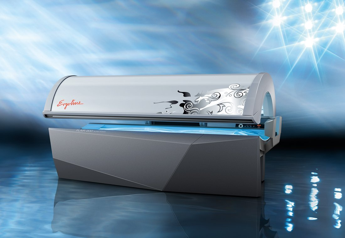 Solarium Ergoline Flair 200 Super Power