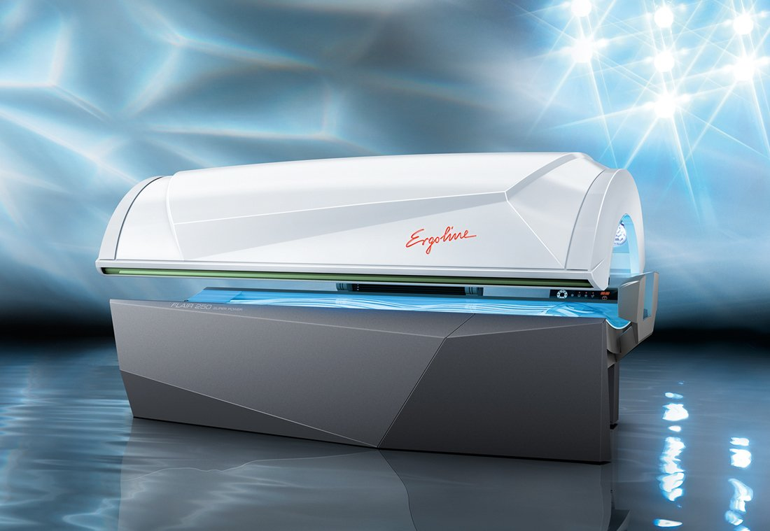 Solarium Ergoline Flair 250 Super Power