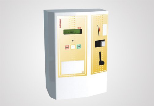 Holtkamp Münzautomat UNO