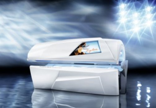 Solarium Ergoline Passion 350-S Twin Power