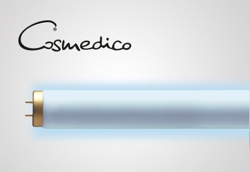 Cosmedico Cosmofit RCS-XTR 120 Watt 200 cm