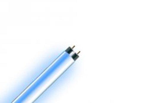 Lampe 58 Watt Blau