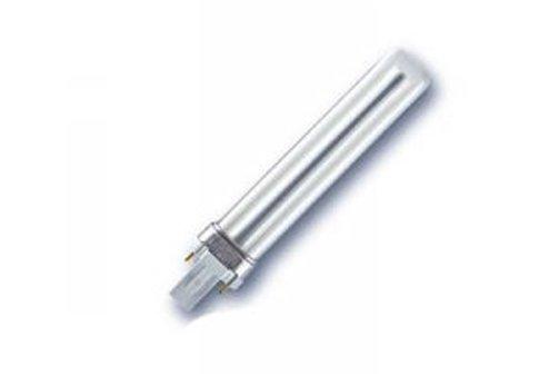 Lampe G23 9 Watt weiss