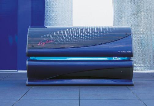 Solarium Ergoline Classic 700 Turbo Power Climatronic Occasion