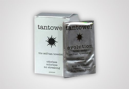 TanTowel PLUS Bräunungstuch gross