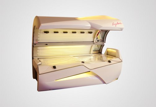 Solarium Ergoline Excellence 800 Turbo Power Facelift