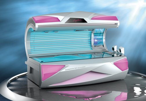 Solarium Ergoline Inspiration 500 Turbo Power AC