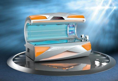 Solarium Ergoline Inspiration 600 Dynamic AC AF