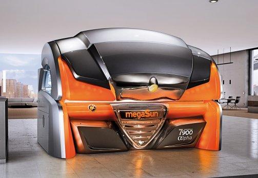 Solarium MegaSun 7900 alpha