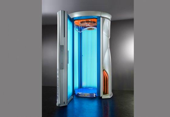 Solarium Tower pure Energy 5.0