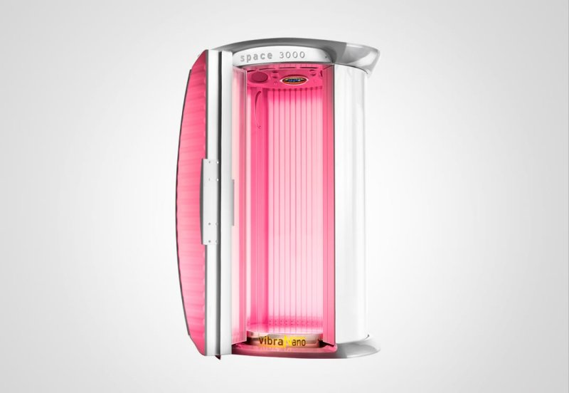 Solarium Tower Space 3000 pure Collagen