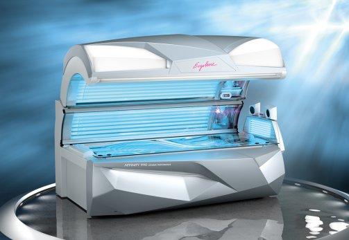 Solarium Ergoline Affinity 990 AC Plus