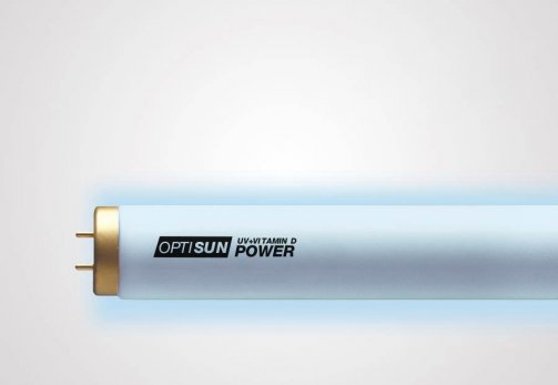 Optisun 100 W/R blue