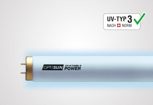 Optisun 160 W/R blue Typ3