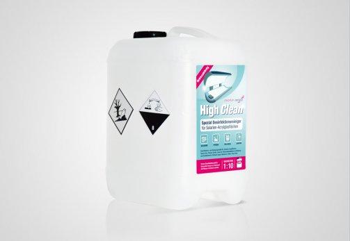 High Clean Desinfektionsreiniger 10 Liter Gebrauchsfertig