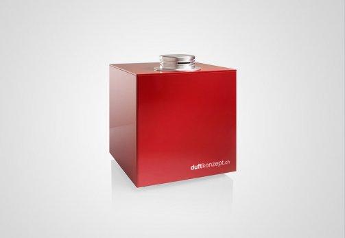 Beduftungsgerät Tischgerät Farbe Rot