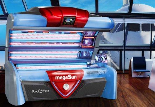 MegaSun 8000 alpha Hybrid