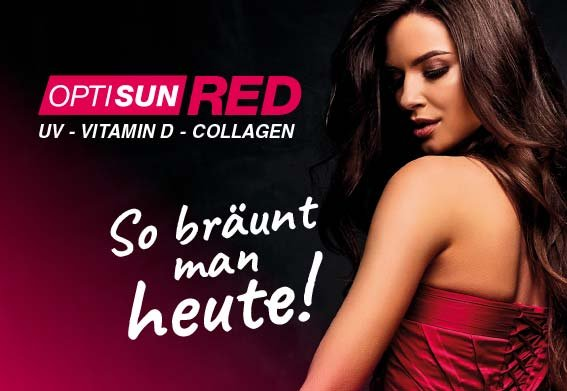 OPTISUN RED Collagen